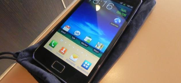 Samsung Galaxy S II new
