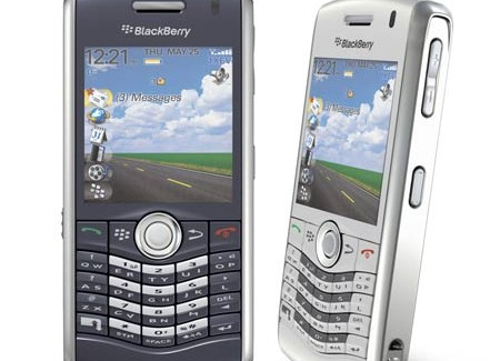 updating blackberry pearl software