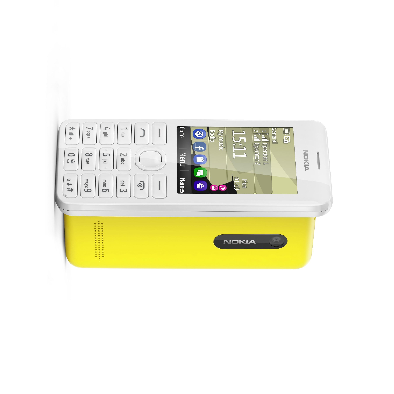 Nokia Asha 206 Gadgetro Hi Tech Lifestyle