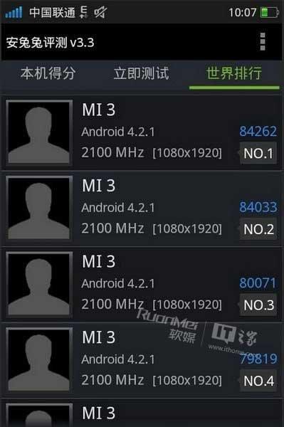 Xiaomi-Mi-3-AnTuTu