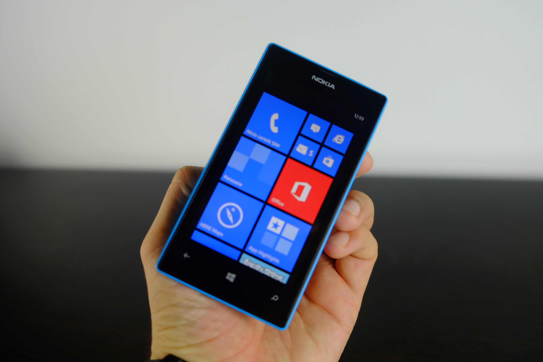 Microsoft Lumia 532 Vs Nokia 530 520 Care 14