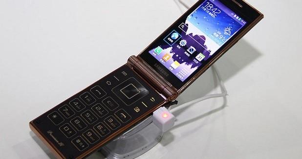 smartphone cu clapeta