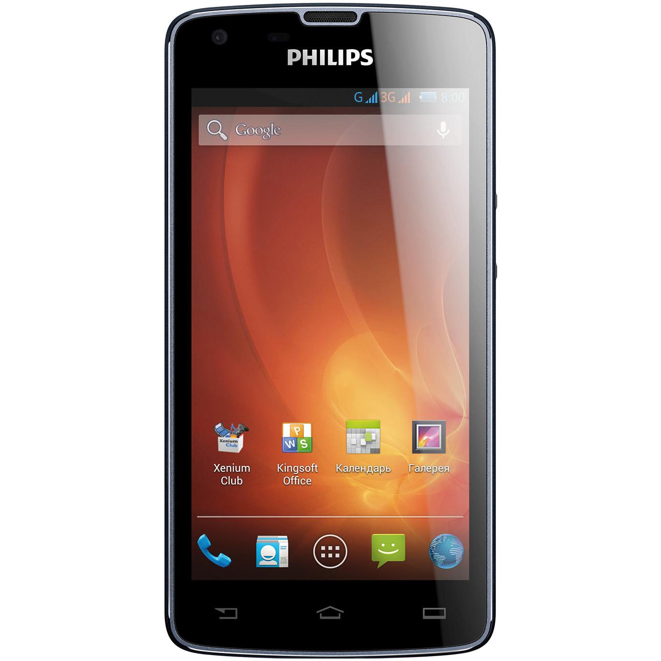 Телефон филипс w6500 фото 5