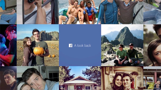 Facebook shares 'A Look Back' to celebrate it's 10yrs anniversary - video