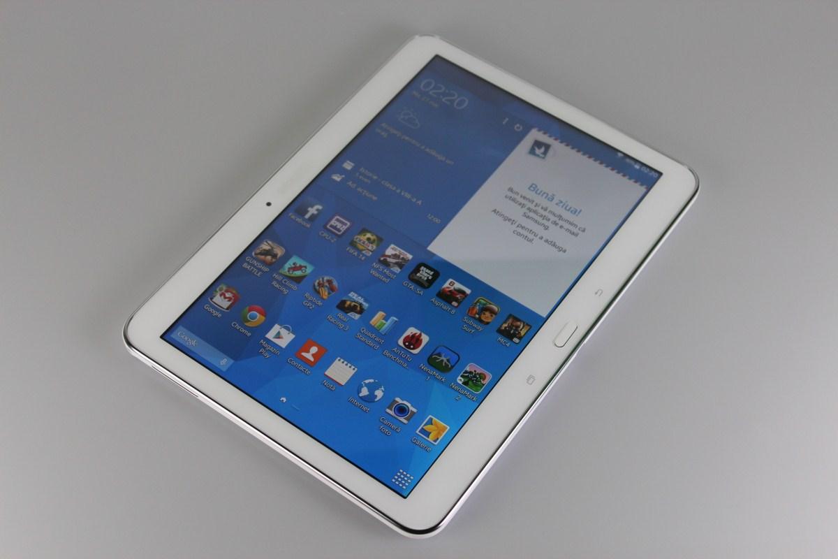 samsung galaxy tab4 10 1   review gadget ro hi tech