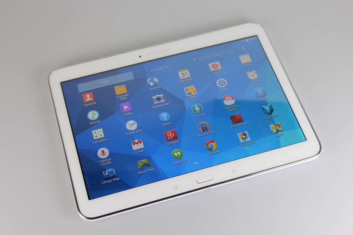 Samsung Galaxy Tab4 10 1 238 N Exclusivitate La Flanco