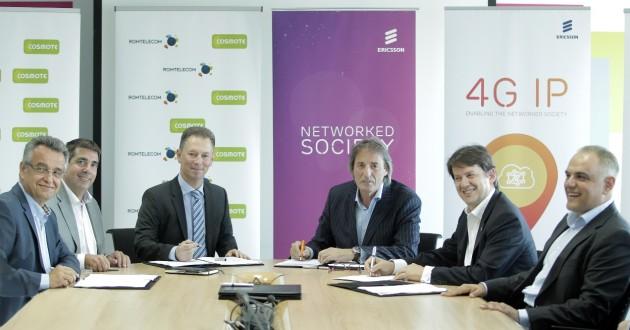parteneriat-Cosmote-Ericsson