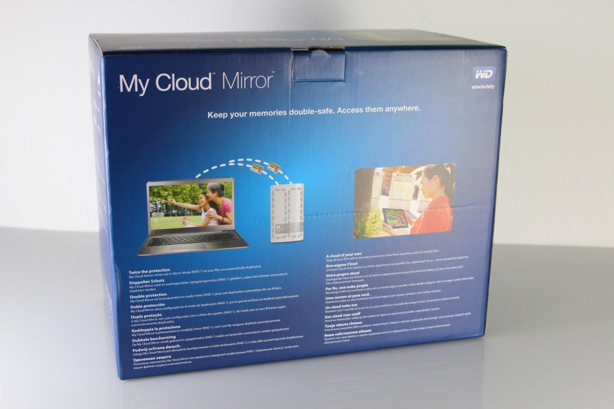 b western digital my cloud mirror 2 hi. Black Bedroom Furniture Sets. Home Design Ideas