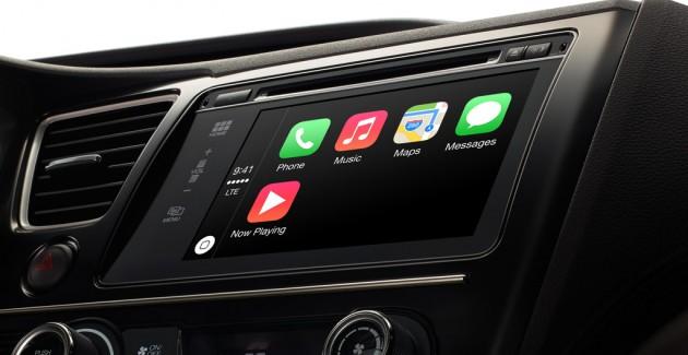 automobil electric de la Apple