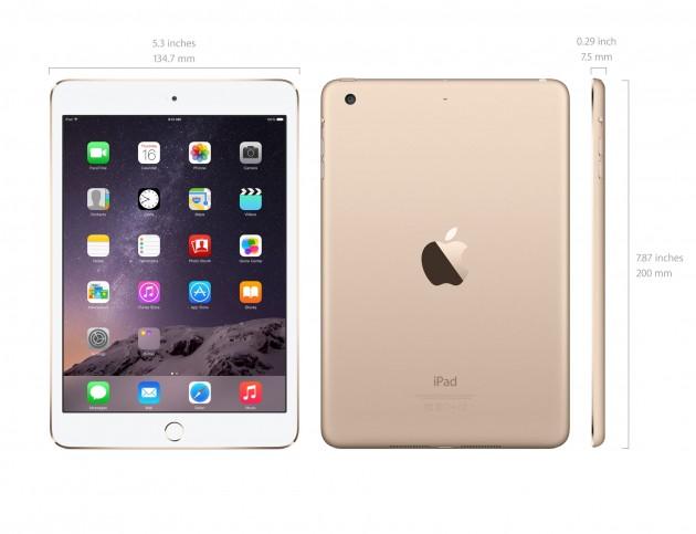iPad Mini 3 5