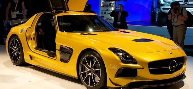 LG Mercedes