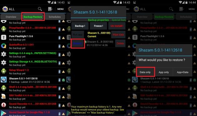 Cum recapatam puterea unui telefon Android