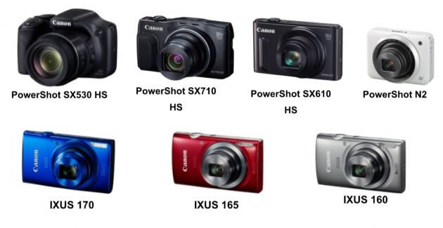 Canon PowerShot Ixus Legria