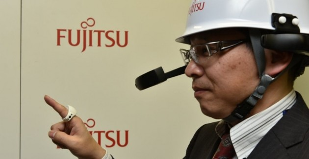 Inel inteligent Fujitsu