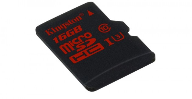 Card microSD Kingston