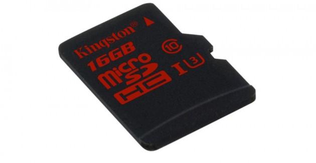 Card microSD Kingston