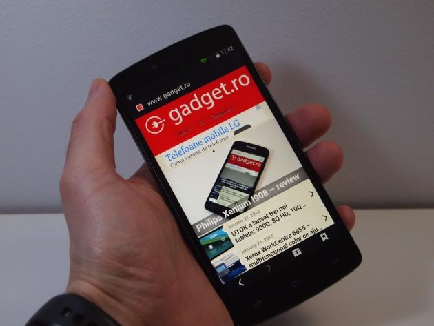Prestigio MultiPhone 5550 DUO