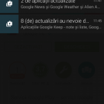 Screenshot Prestigio MultiPhone 5550 DUO