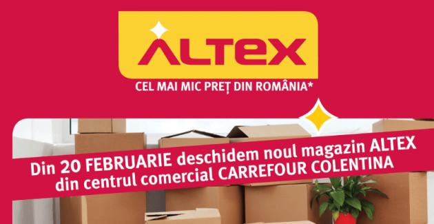 nou magazin Altex