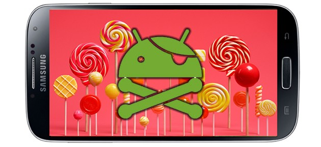 ROOT Samsung Galaxy S4 I9500 cu Android Lollipop 5.0.1