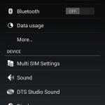 Screenshot Gigabyte GSmart GX2