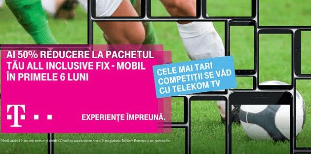 Ofertă specială Telekom România