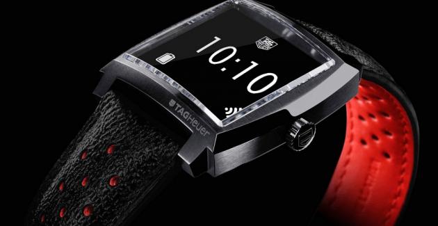 smartwatch de lux TAG Heuer