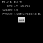 Teste benchmark Allview P5 Life