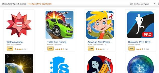 Free App of the Day Bundle de la Amazon pentru 17.04.2015