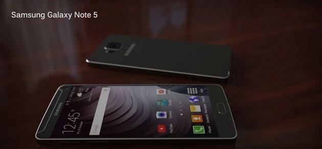 Lansarea Samsung Galaxy Note 5
