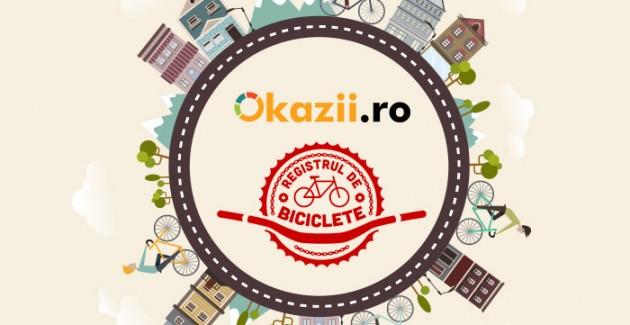okazii.ro și registruldebiciclete.ro