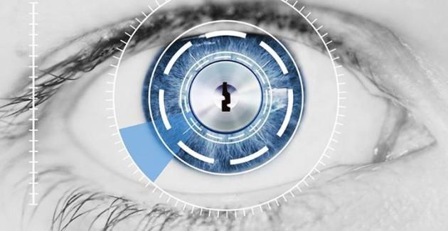 scanner de retina Vivo X5 Pro