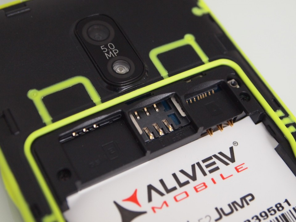 Allview E2 Jump