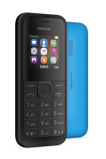 Noul Nokia 105 2