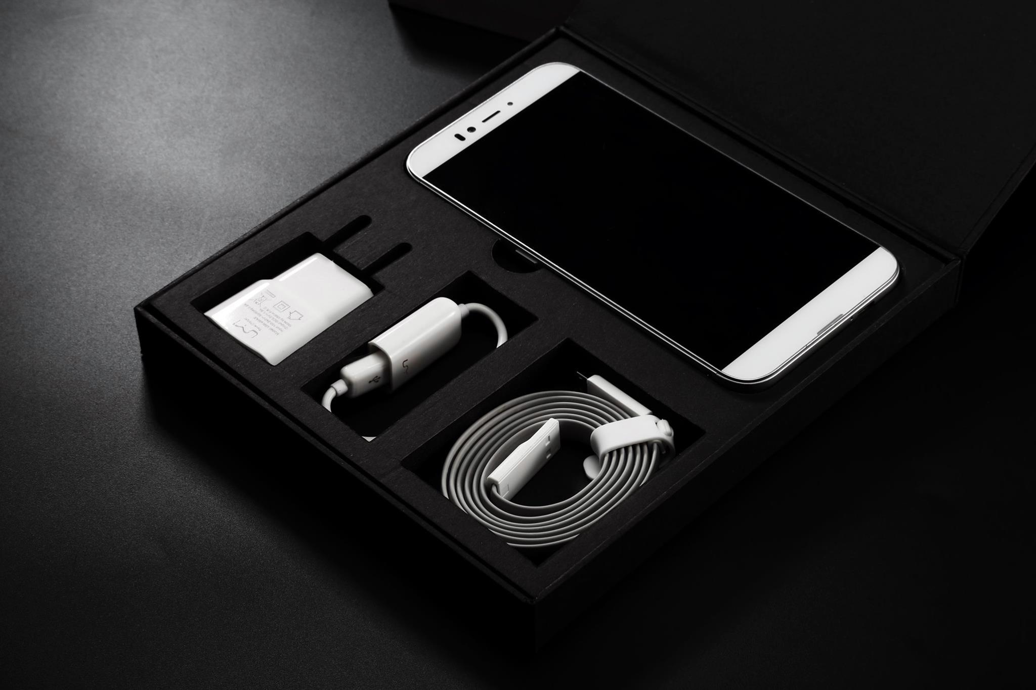 UMi Iron – imagini detaliate pentru smartphone-ul cu corp ...
