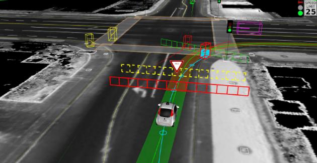 automobile autonome google