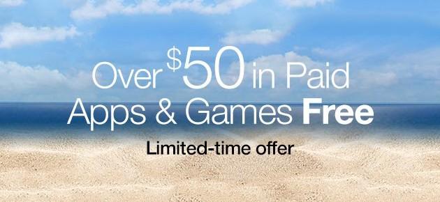 Free App of the Day Bundle de la Amazon pentru 26.06.2015