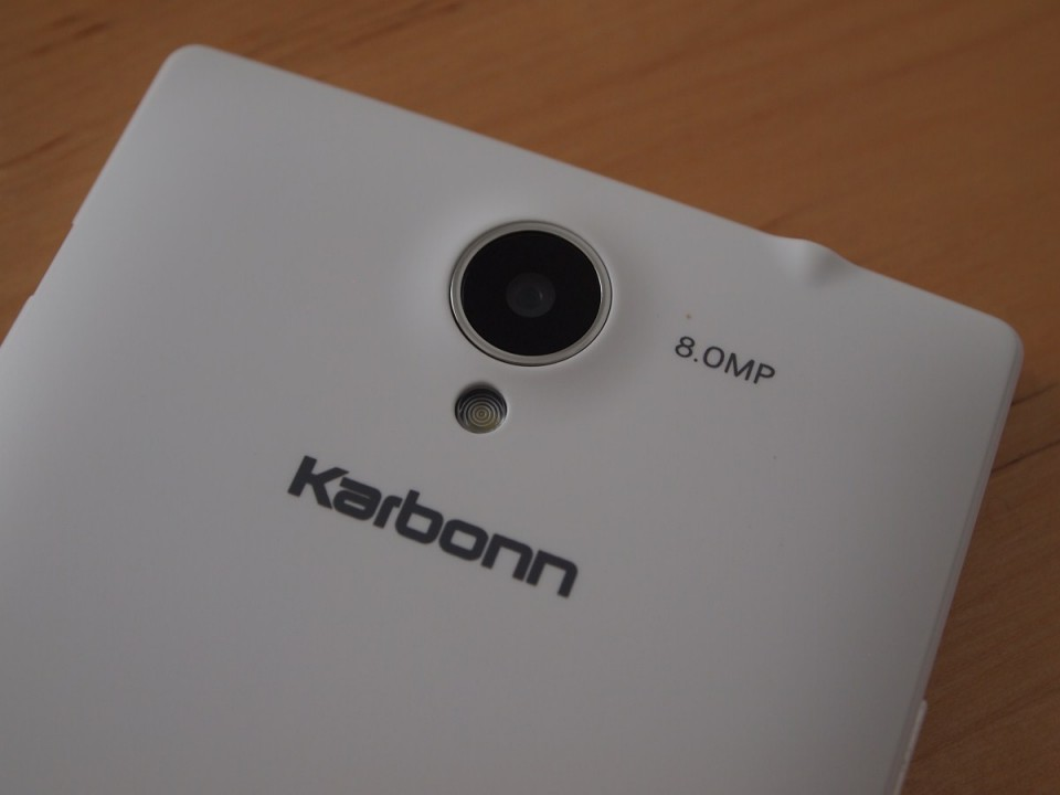 Camera Karbonn A19 Plus