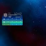 Screenshot Lenovo Yoga Tablet 2 Pro