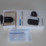 Vetter Fast Car Charger 5.1A
