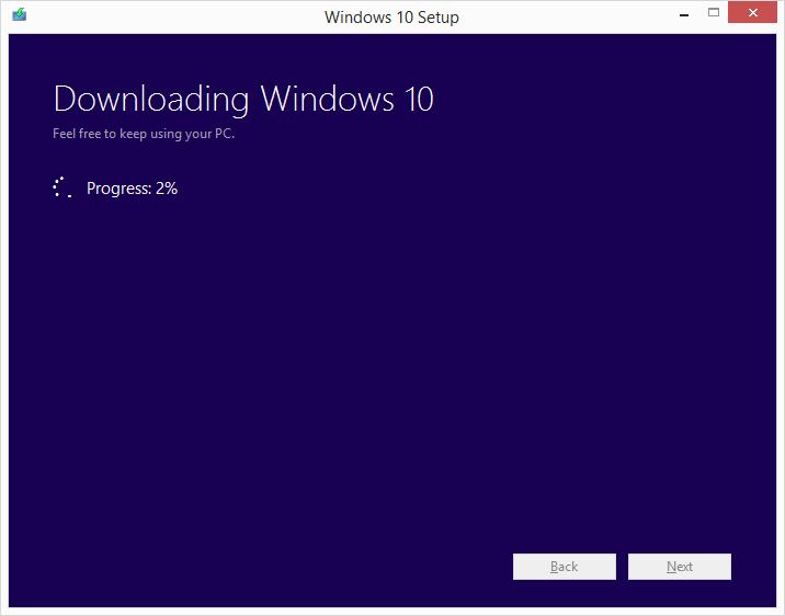 Creaza un stick USB Windows 10 sau descarca-l in format ISO