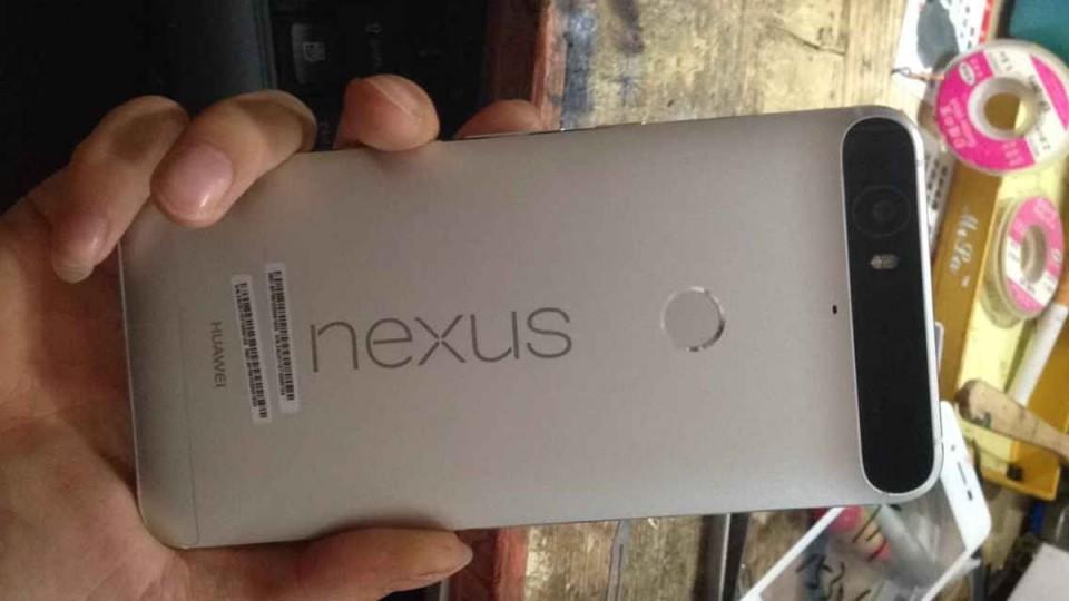 Huawei Nexus 6 – primele imagini şi câteva detalii hardware