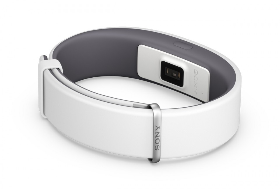 Sony SmartBand 2 White