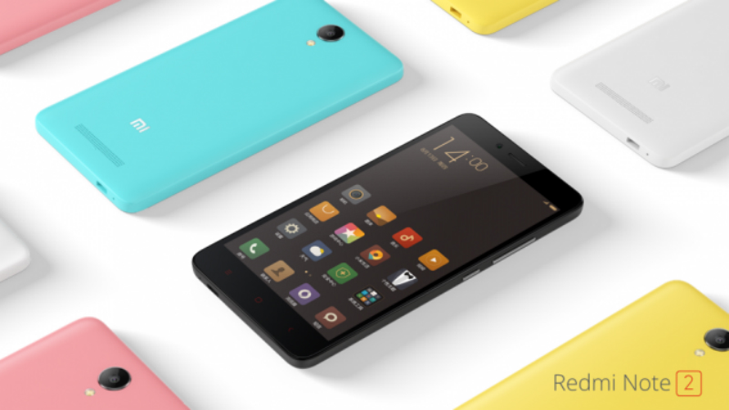 Xiaomi Redmi Note 2 15