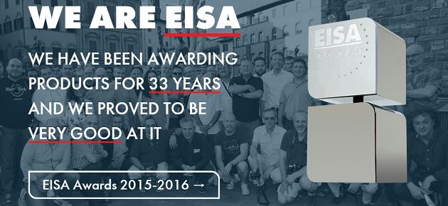 premiile eisa 2015 - 2016