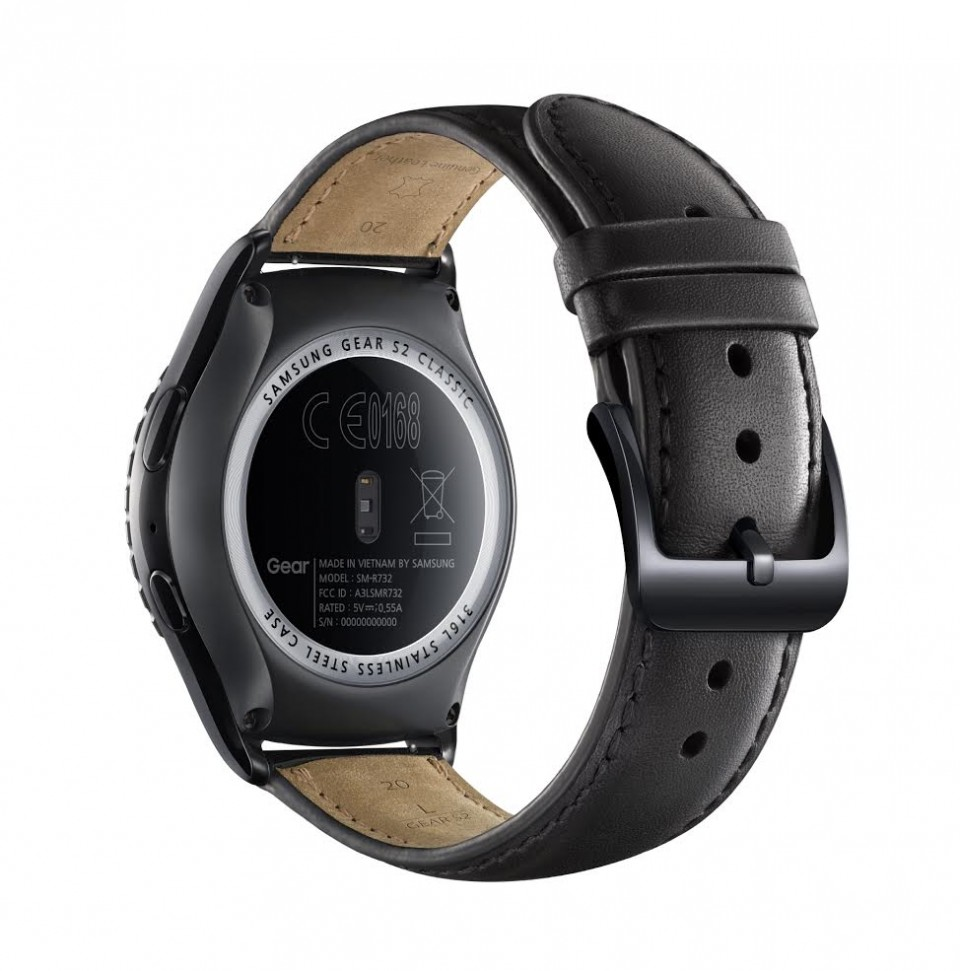 Samsung Gear S2 3