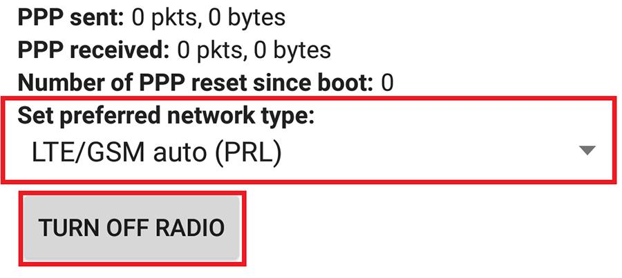 Repara conexiunea LTE/4G pe OnePlus One cu Cyanogen OS 12.1