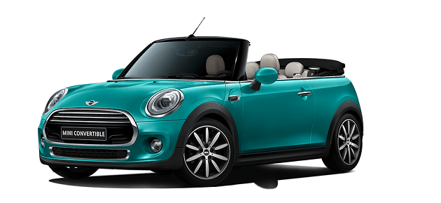 noul Mini Cabrio