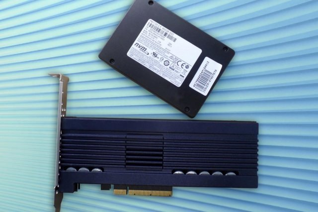 Prototip SSD Samsung