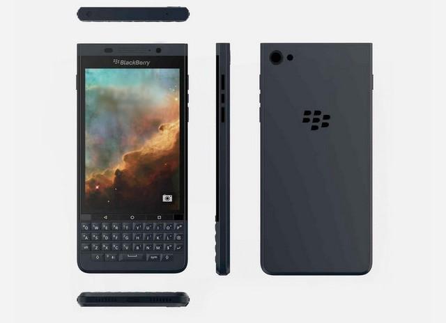 BlackBerry Vienna 4